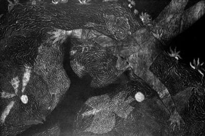 Belkis Ayón, 'Limbo', 1993