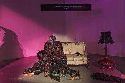Nicholas Hlobo, 'Intethe', 2013