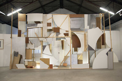 Clemens Behr, 'In/Exterior Installation Piece', 2014