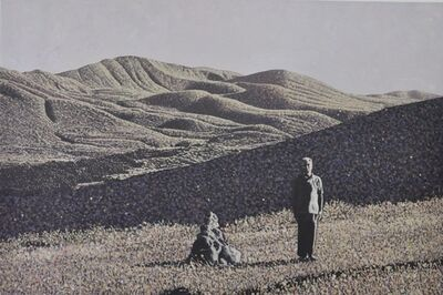 Mahmut Celayir, 'Selfportrait', 2015