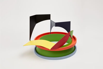 Phillip King, 'Ring Reel Maquette', 2013