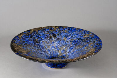 Tommy Zen, 'Blue and Gold Bowl', 2020
