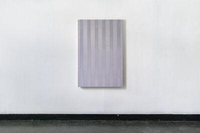 Martine Poppe, 'On maroon  ', 2019