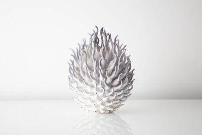 Eva Zethraeus, 'Lavender Sinuate Cluster', 2020