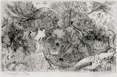 Anthony Gross, 'A Spring Feeling', 1930