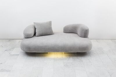 Paul Evans (1931-1987), 'Paul Evans, Custom Cloud Pillow Sofa, USA, 1979', 1979