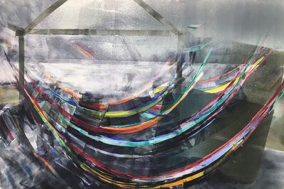 Joel Janowitz, 'Floating Hammocks  a/b', 2019