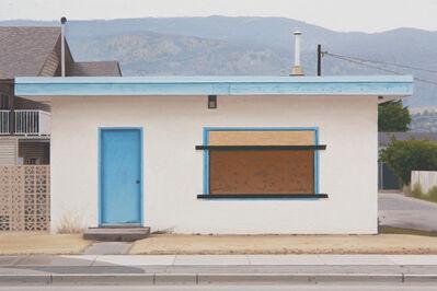 Mike Bayne, 'Flat Roof', 2019