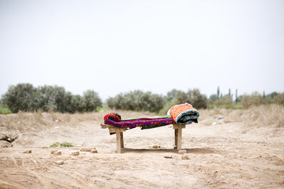 Lisa Ross, 'Roadside Bed', 2013