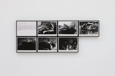 Sophie Calle, 'The Sleepers - Jean-Yves Le Gavre', 1980