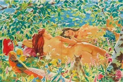 Vladimir Dubossarsky & Alexander Vinogradov, 'Summer', 2002