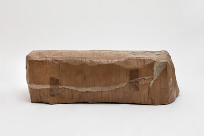 Faye Toogood, 'Maquette 31 / Box Bench', 2020