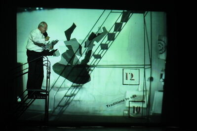 William Kentridge, 'William Kentridge, I Am Not Me, the Horse Is Not Mine, a Performa Premiere.', 2009