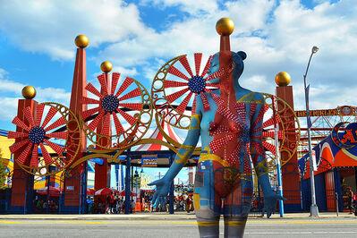 Trina Merry, 'Coney Island', 2015