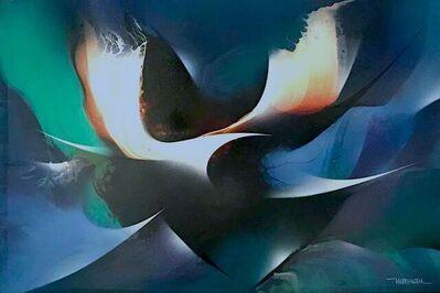 Leonardo Nierman, 'Meteor', 1982