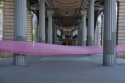 Celeste Leeuwenburg, 'Métro aérien, Paris', 2010