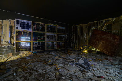 Sasha Kurmaz, 'A Chronicle of Сurrent Events', 2017-2018