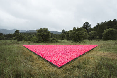 Ugo Rondinone, 'Kissing the void', 2012