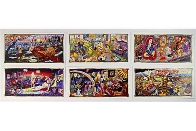 "Grayson Perry, '""THE VANITY OF SMALL DIFFERENCES"" BOX SET', 2012"