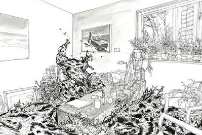 Jiyoun LEE-LODGE, 'Waterman-Office', 2019