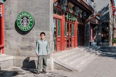 Andre Petterson, 'Starbucks', 2018