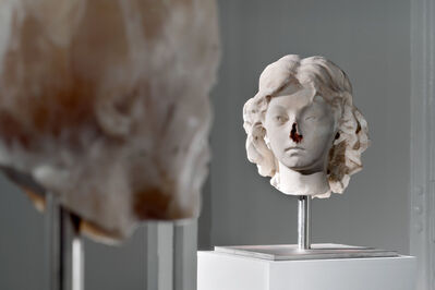 Nicola Samori, 'Installation view of the exhibition RELIGO at TRAFO', 2015