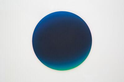 Jan Kaláb, 'Black Gradient 0101pm', 2018