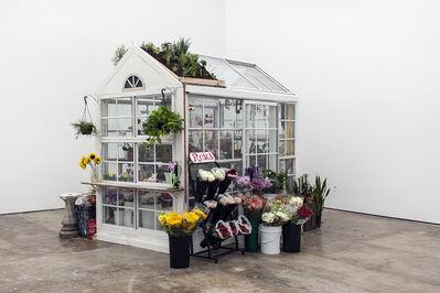 Kenton Parker, 'Always Sorry - Flower Shop', 2013