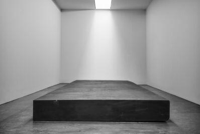 Richard Serra, 'Silence (for John Cage)', 2015