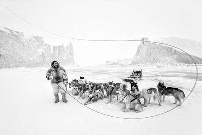 Paul Nicklen, 'Frozen Highway', 2015