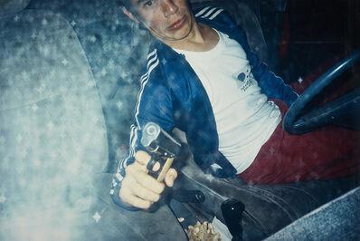 Carlos Amorales, 'Julian Pistolero', 1999