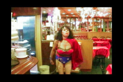 Elena Tejada-Herrera, 'Burping Wonderwoman', 2006