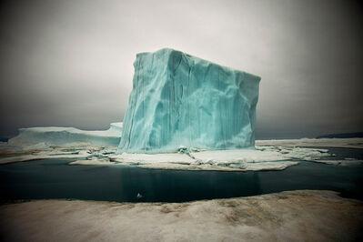 Sebastian Copeland, 'Iceberg IX - Greenland', 2010