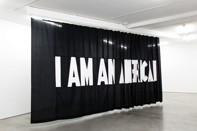 Stephanie Syjuco, 'I Am An...', 2017