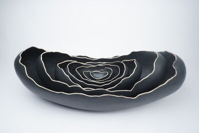 Kate Tremel, 'Black Boat Nest', 2021