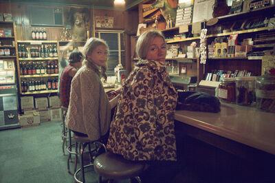 The Family Acid, 'Boonville Truck Shop, November', 1970