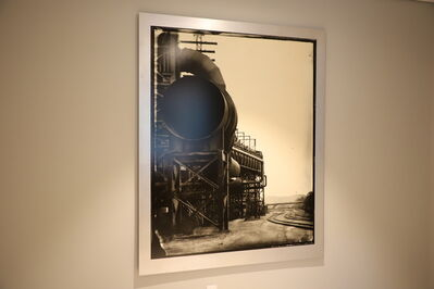 Tom Baril, 'Industrial landscape', 2003