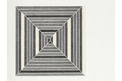 Frank Stella, 'Les Indes Galantes I', 1973