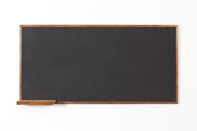 Le Corbusier, 'Blackboard', 1956-1959