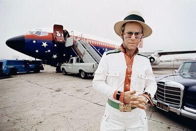 Terry O'Neill, 'Elton John', 1974