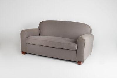 Jules Leleu, 'Art Deco Sofa', 1930s