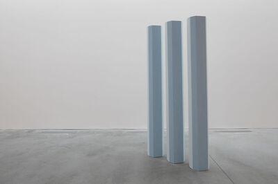 Ettore Spalletti, 'Colonne Perse', 2000