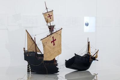 Carlos Motta (b. 1978), 'Shipwreck (Santa Maria)', 2013