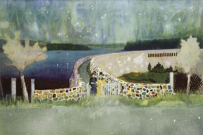Peter Doig, 'Gasthof zur Muldentalsperre,', 2000-2007