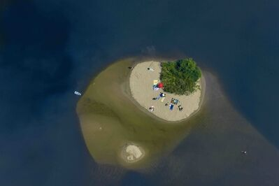 Klaus Leidorf, 'Our own private island', 2014