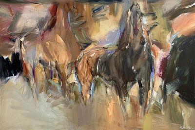 Jean Richardson, 'Nomadic', 2021