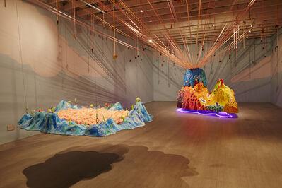 UNCHALEE ANANTAWAT, 'Floating Mountain ', 2013-2017