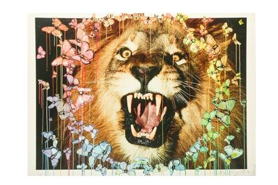 Sage Vaughn, 'Roar', 2013
