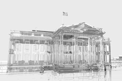 Donis Llago, 'White house-Casa Blanca', 2017
