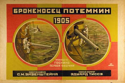 Alexander Rodchenko, 'The Battleship Potemkin', 1925
